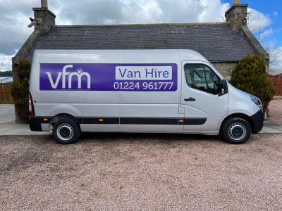 VFM Van Hire